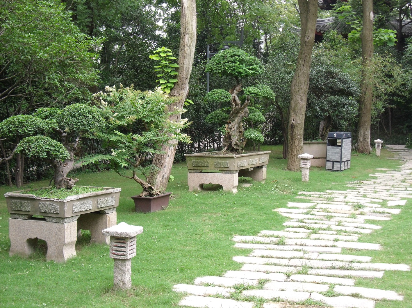 Jardin traditionnel chinois curieuse voyageuse for Conception jardin chinois