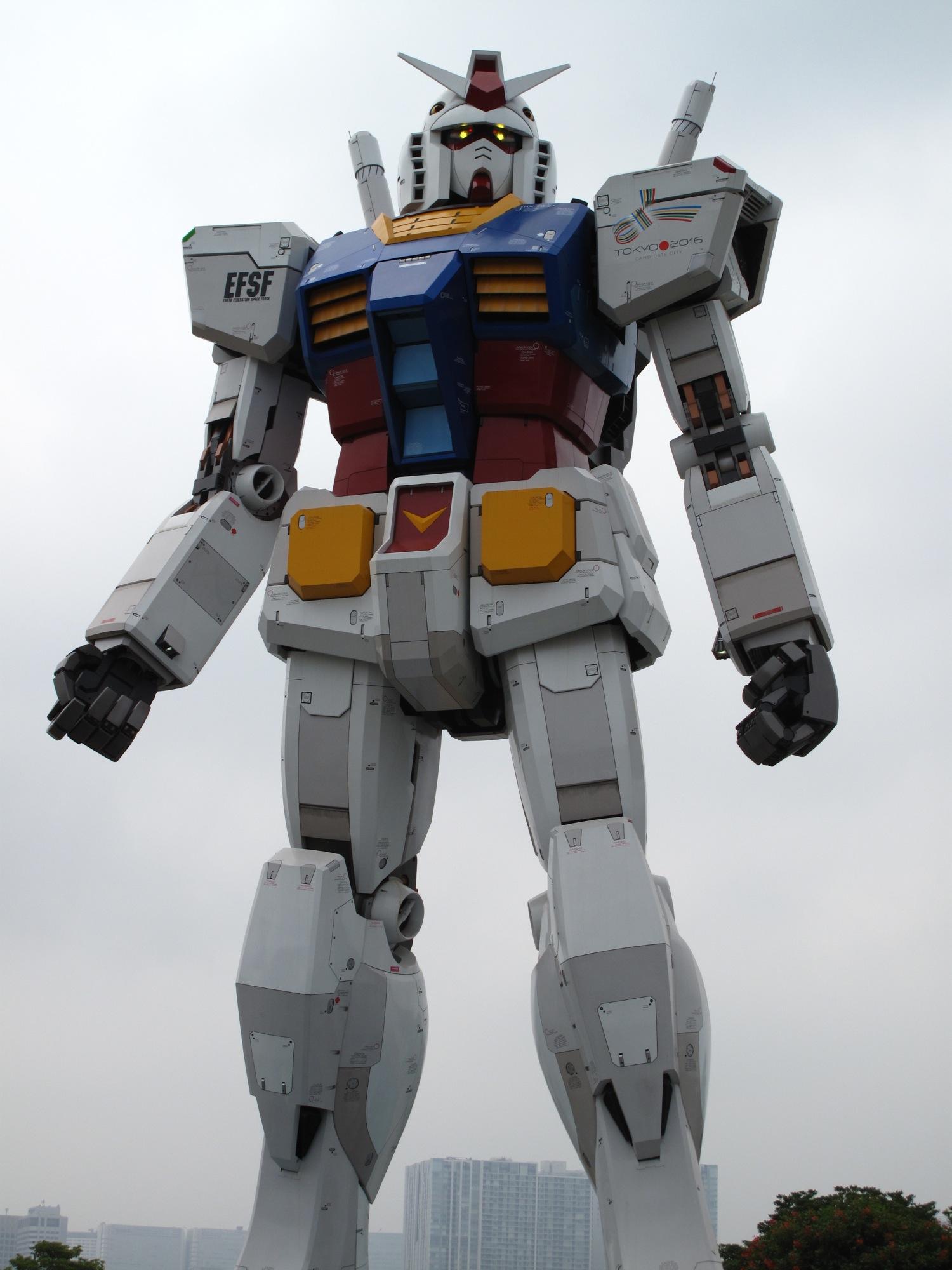 tokyo-gundam