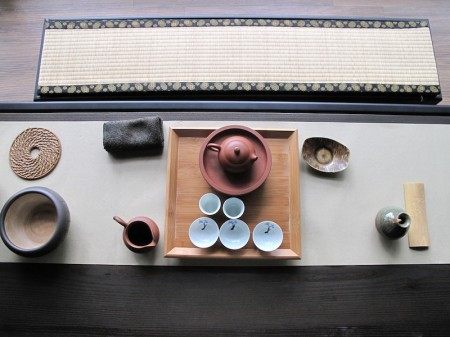 Maison de Thé à Taichung