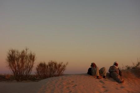 désert - Tunisie