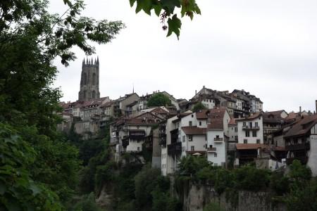 Fribourg en Suisse