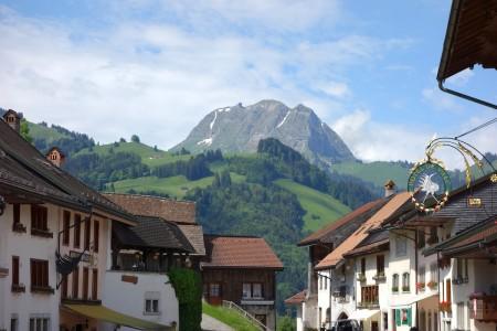 Gruyère en Suisse