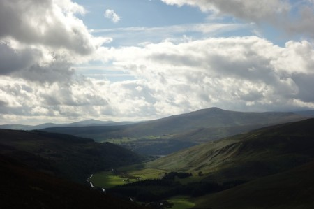 Wicklow Mountains, près de Dublin