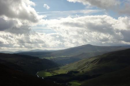 Wicklow Mountains, près de Dublin