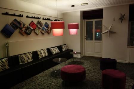 Copenhague hôtel Andersen