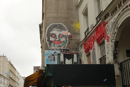 Street-Art, Paris