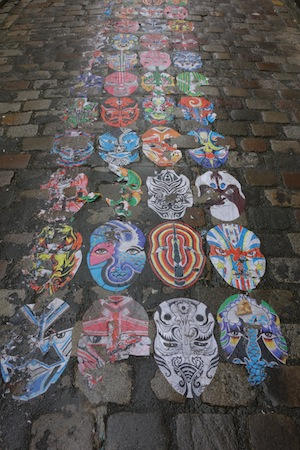 Street-Art, Paris, Belleville