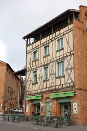 Café des Artistes, Toulouse