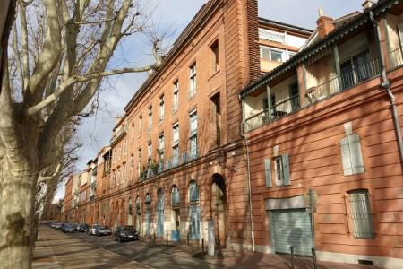 Promenade Henri Martin, Toulouse