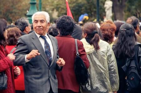Felipe danse la Vie-Bolivie 2012