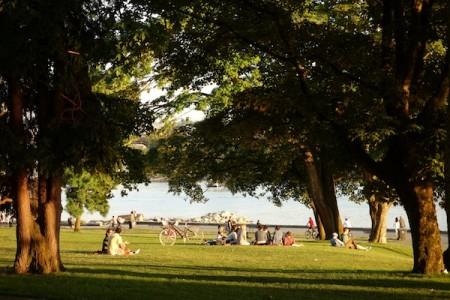Vancouver, côté nature