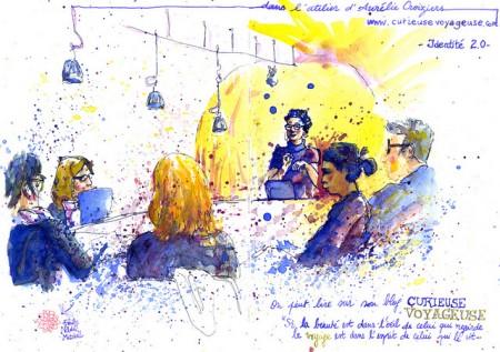 Emily Nudd-Mitchell atelier Grand Bivouac