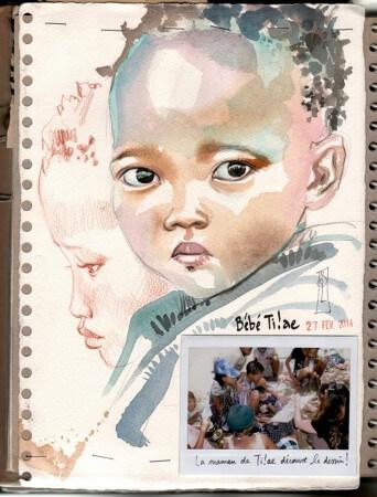 Enfant Sans par Stéphaine Ledoux