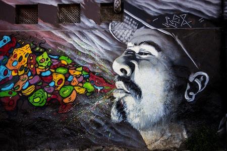 Street Art-valparaiso-cuellimangui