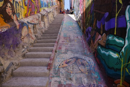 Street Art-valparaiso