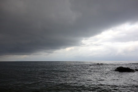 Cap Corse - bord de mer