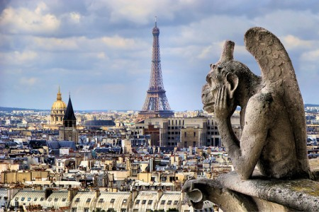 paris (c) thinkstock