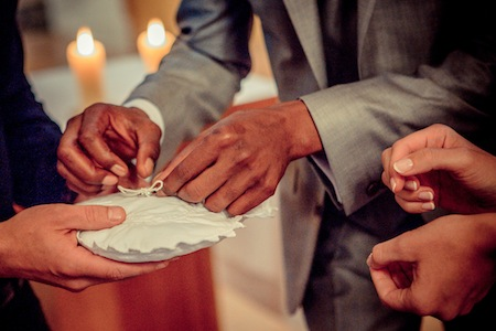 Notre mariage, facilité par le GFIC
