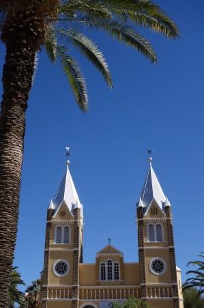 Windhoek, en Namibie