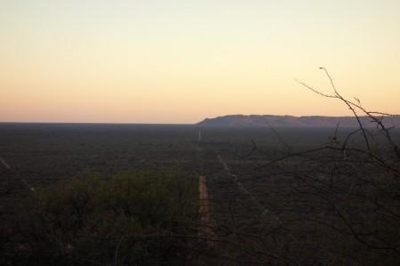 Waterberg, Namibie
